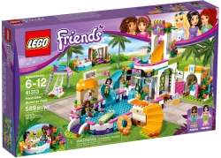 Lego Friends 41313 Летний бассейн Хартлэйк
