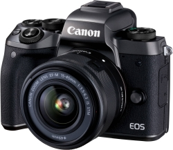 Canon EOS M5 Kit 15-45 mm IS