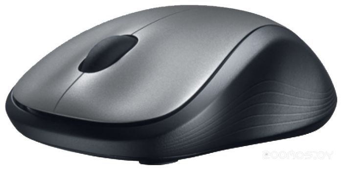Logitech Wireless Mouse M310 Silver-Black USB