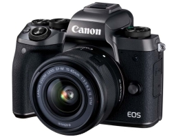 Canon EOS M5 18-150 mm IS STM