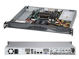 Сервер Supermicro SYS-5018D-MF