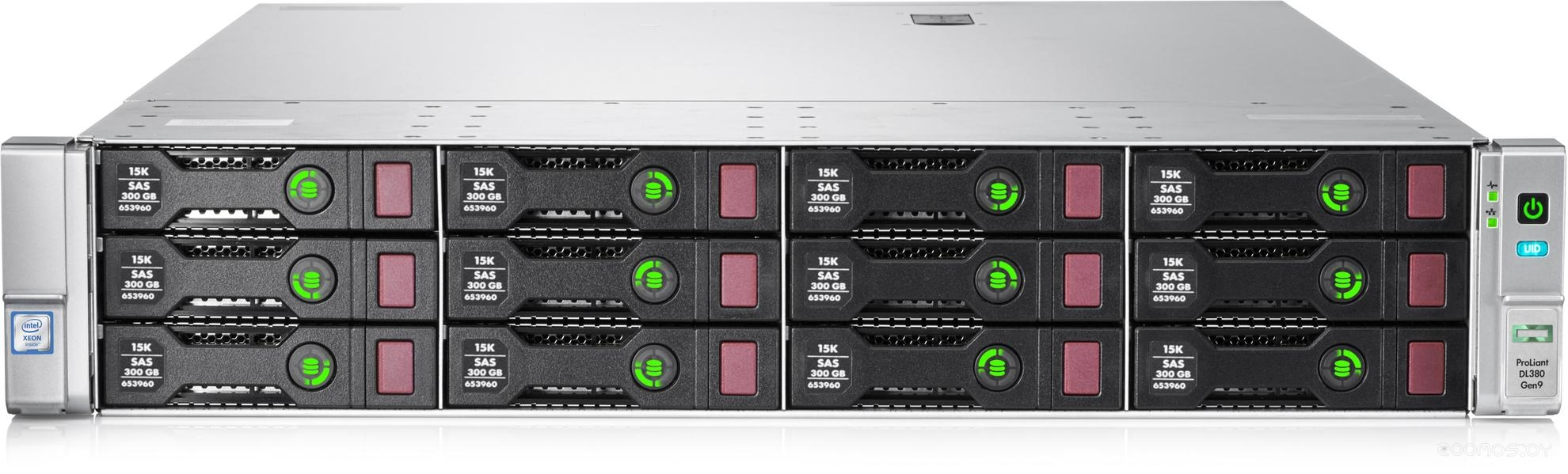 Сервер HPE Proliant DL380 Gen9
