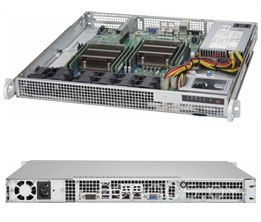 Серверная платформа Supermicro SYS-6018R-MD