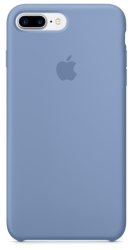 Apple Silicone Case для iPhone 7 (Azure)