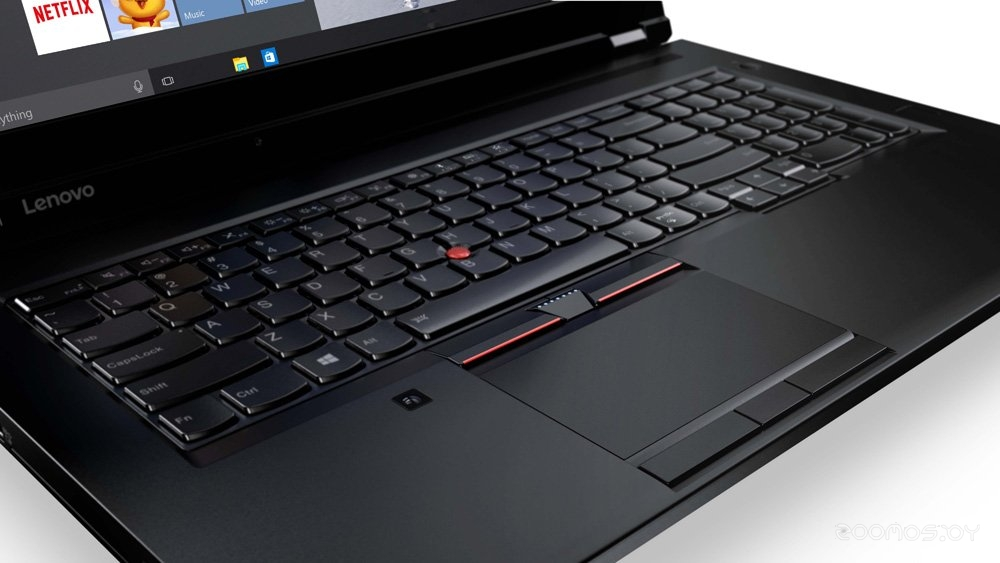 Ноутбук Lenovo ThinkPad P71 (20HK0000RT)