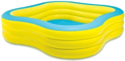 INTEX Swim Center 229х56 (желтый) [57495]