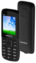 MAXVI C22 (Black)