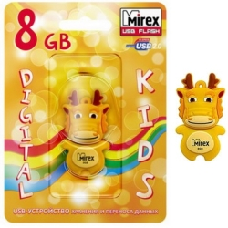 Mirex DRAGON 8Gb (Yellow)