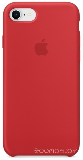 Чехол Apple Silicone Case для iPhone 8 / 7 Red