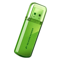 Silicon Power Helios 101 green 8Gb