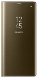 Samsung Clear View Standing Cover Note8 (Gold)