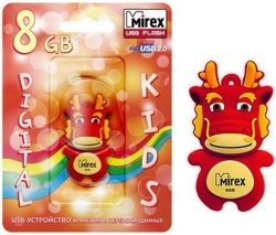 Mirex DRAGON Red 8GB