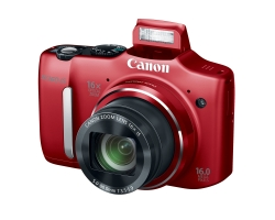 Canon PowerShot SX160 IS red