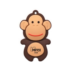 Mirex MONKEY 8GB Brown