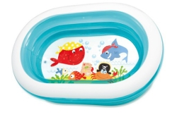 INTEX Oval Whale Fun 163x107x46 (57482)