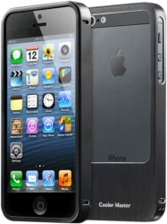 Cooler Master Aluminum Bumper for iPhone 5 Black (C-IF5C-ALSL-KK)