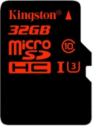 Kingston microSDHC (Class 10) 32GB