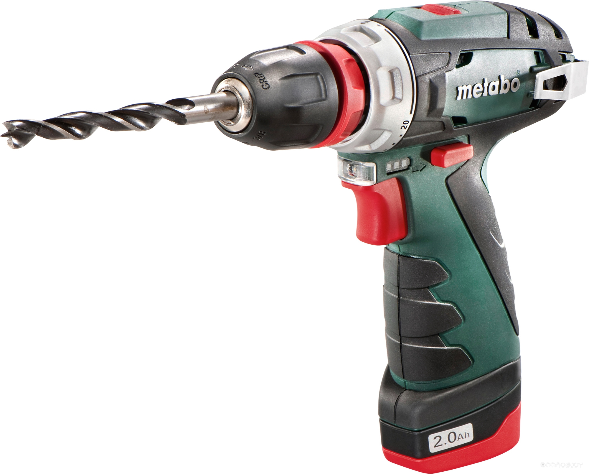Дрель-шуруповерт Metabo PowerMaxx BS Quick Basic
