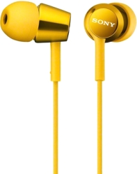 Sony MDR-EX150 (Yellow)