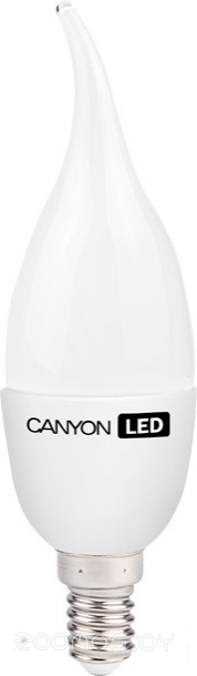 Лампочка Canyon LED BXS38 E14 6W 220V 2700K
