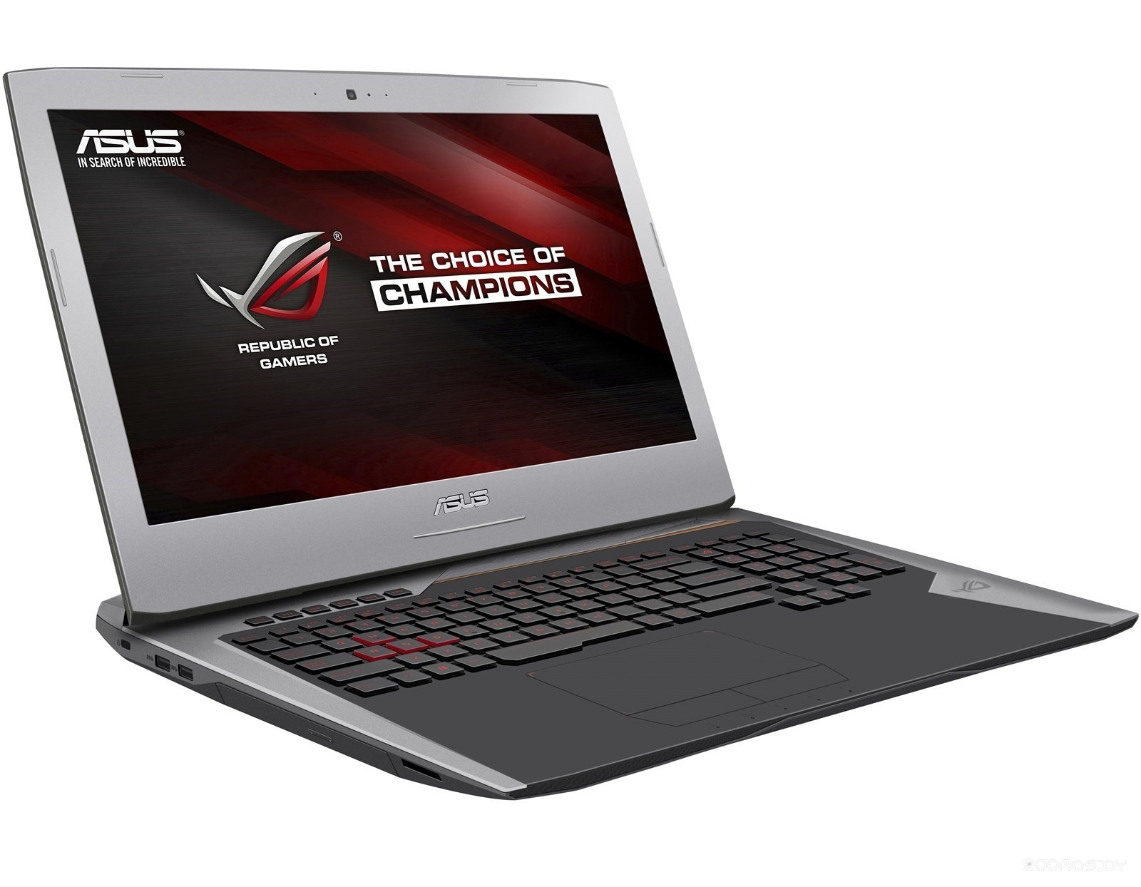 Ноутбук Asus G752VY (G752VY-GC122T)