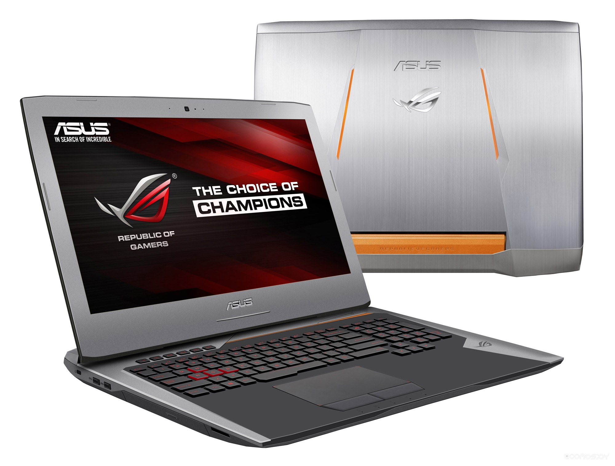 Ноутбук Asus G752VY (G752VY-GC332T)
