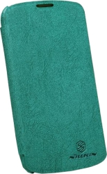 Nillkin Tree-texture Leather Case for LG E960 Nexus 4 (Green)