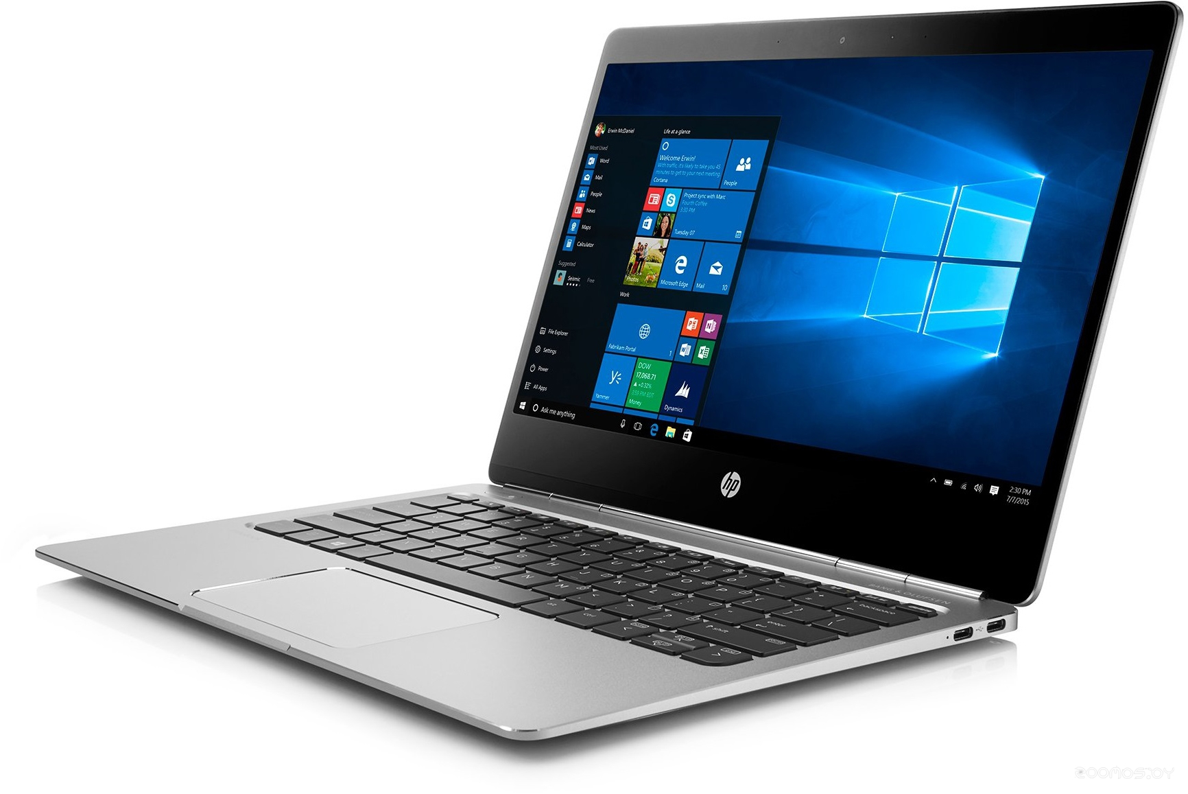 Ноутбук HP EliteBook Folio G1 (V1C39EA)