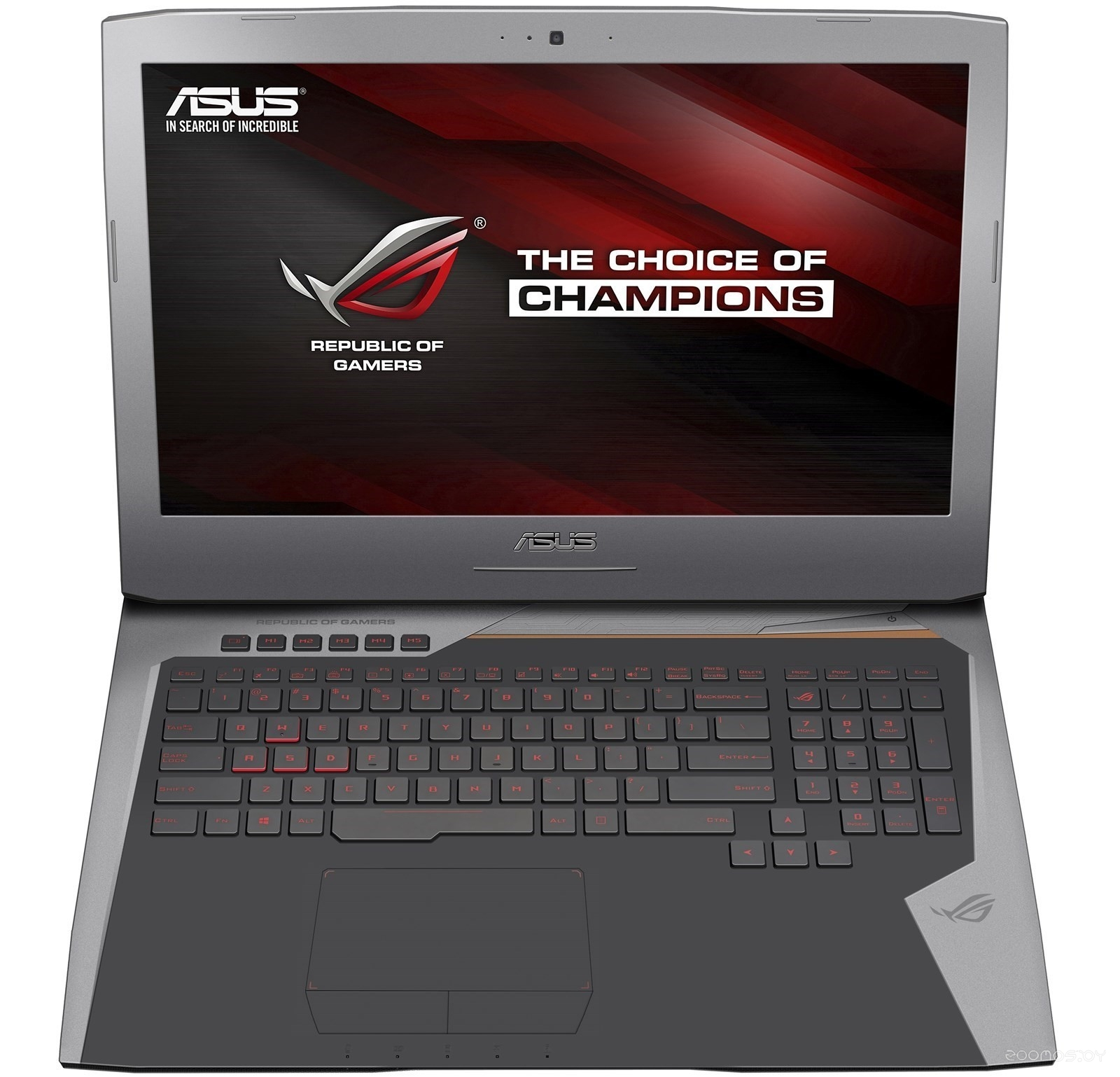Ноутбук Asus G752VY (G752VY-GC340T)
