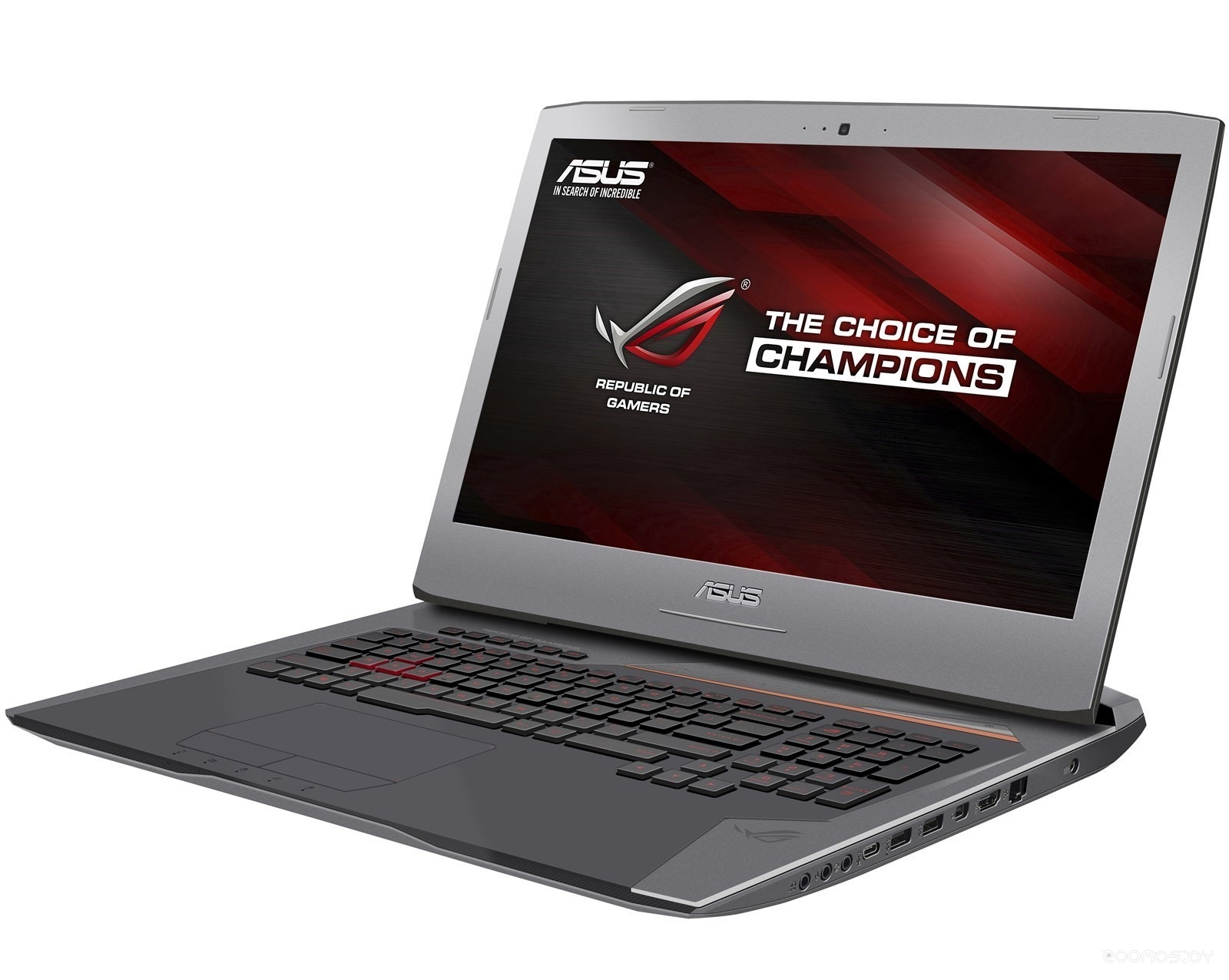 Ноутбук Asus G752VY (G752VY-GC403T)