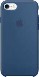 Apple Silicone Case для iPhone 7 Ocean Blue [MMWW2]