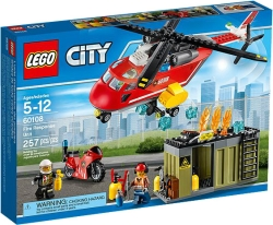 Lego 60108 Fire Response Unit