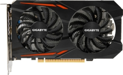 Gigabyte GeForce GTX 1050 Ti OC 4GB GDDR5 [GV-N105TOC-4GD]