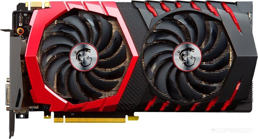 Видеокарта MSI GeForce GTX 1080 Gaming 8GB GDDR5 [GTX 1080 GAMING 8G]